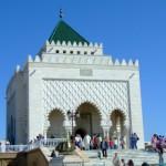 mausoleo hassan II - rabat