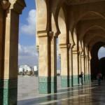 porticato moschea casablanca