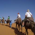 la carovana...dune sahariane