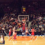 NBA Knicks-pistons