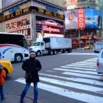 Cross 42th St. - 7th Av.: Times Square