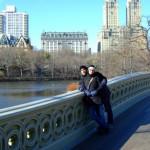 Central Park con vista sulla 8th Avenue