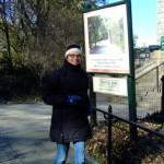 percorso jogging ufficiale presso J.K. Onassis Res